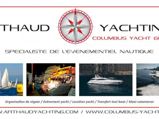 Arthaud Yachting – Agence événementielle nautiques