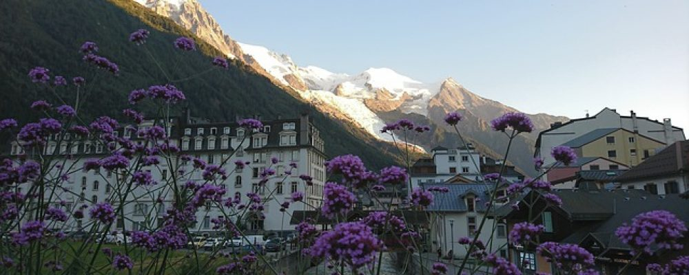 Chamonix Mont Blanc – Une destination idéale